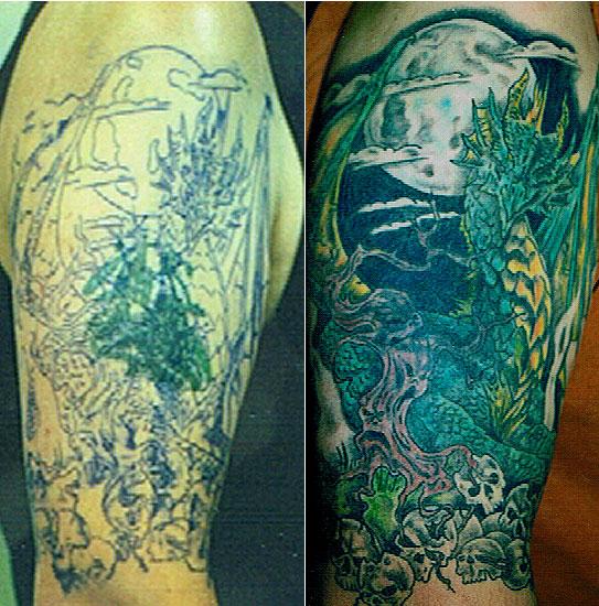 Coberturas de tatuagens perfeitas (2)