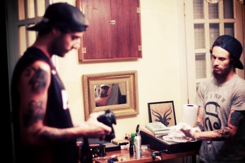 Fotos de homens tatuados (5)