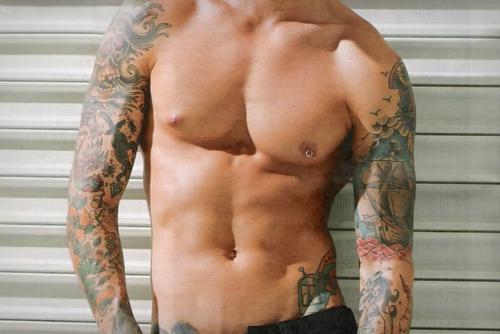 Fotos de homens tatuados (4)