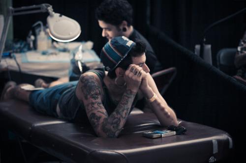 Como é o trabalho de um tatuador (29)