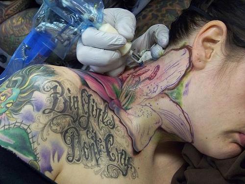 Como é o trabalho de um tatuador (28)