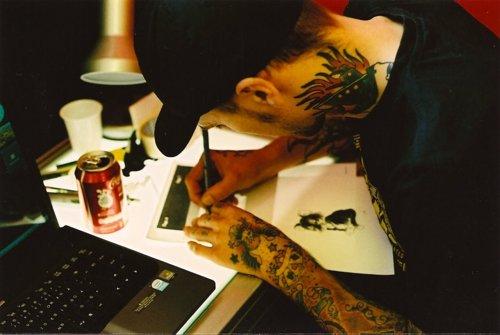 Como é o trabalho de um tatuador (16)