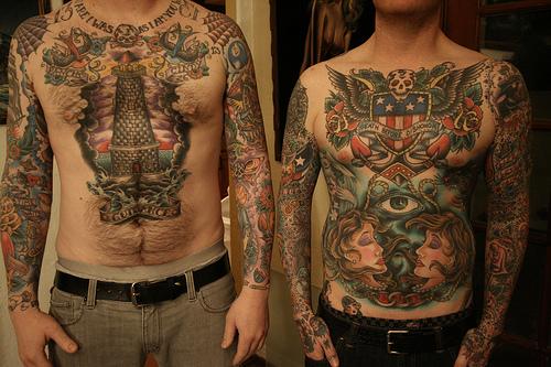 Fotos de pessoas tatuadas (28)