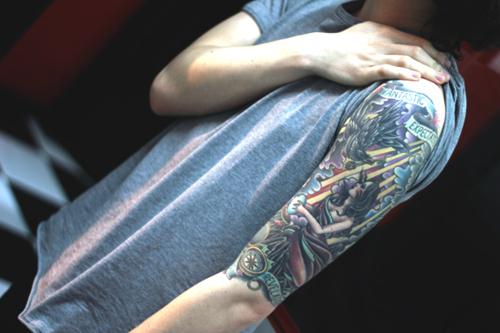 Fotos de pessoas tatuadas (2)