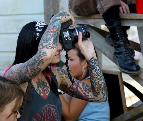 Fotos de lindas mulheres tatuadas (35)