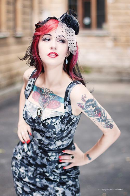 Fotos de lindas mulheres tatuadas (31)