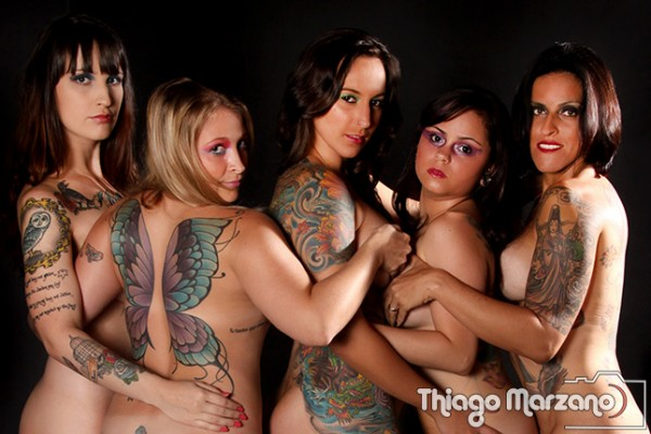Fotos de lindas mulheres tatuadas (1)