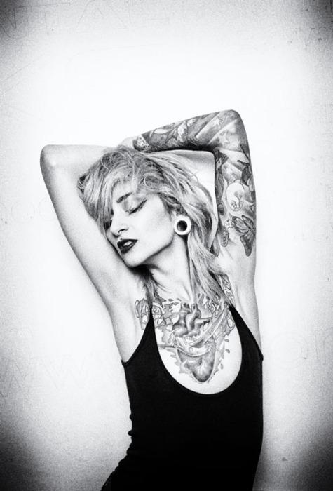Fotos de lindas mulheres tatuadas (26)