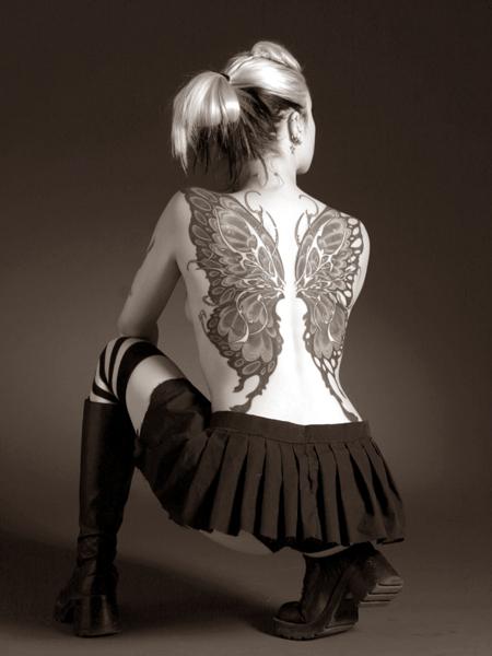 Fotos de lindas mulheres tatuadas (22)