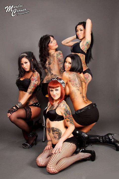 Fotos de lindas mulheres tatuadas (19)