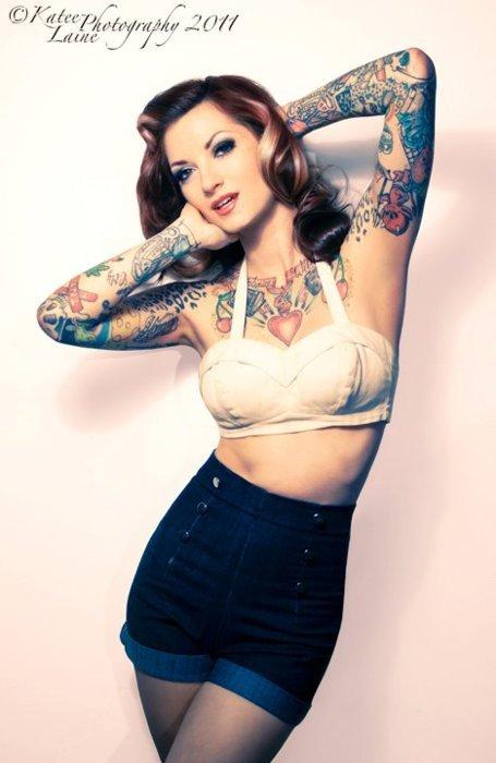 Fotos de lindas mulheres tatuadas (18)