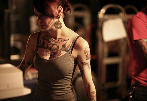 Fotos de lindas mulheres tatuadas (4)