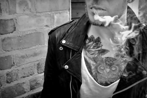 Tatuagens criativas de corujas (146)