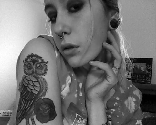 Tatuagens criativas de corujas (15)