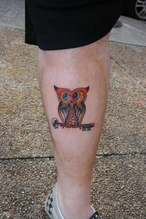 Tatuagens criativas de corujas (10)