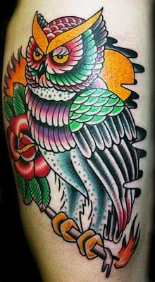 Tatuagens criativas de corujas (112)