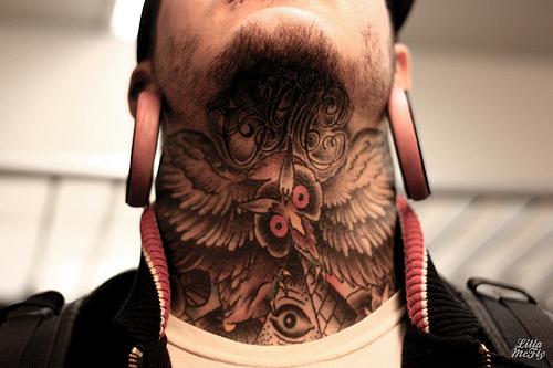 Tatuagens criativas de corujas (106)