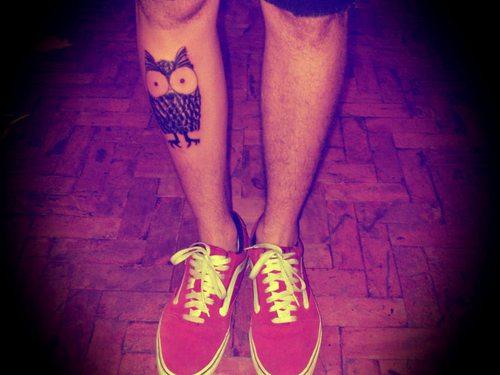 Tatuagens criativas de corujas (105)