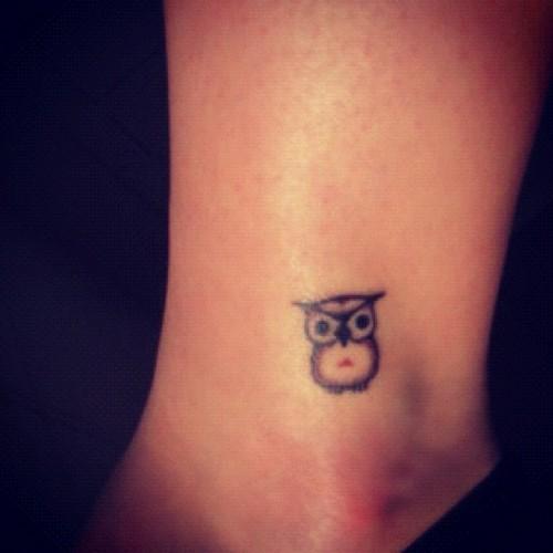 Tatuagens criativas de corujas (102)