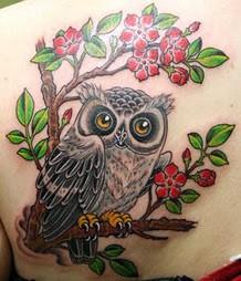 Tatuagens criativas de corujas (91)