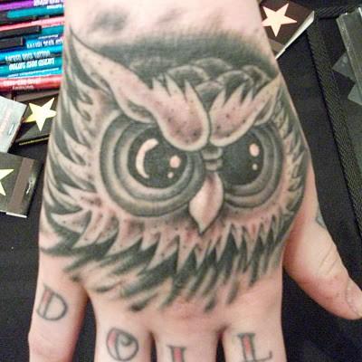 Tatuagens criativas de corujas (83)