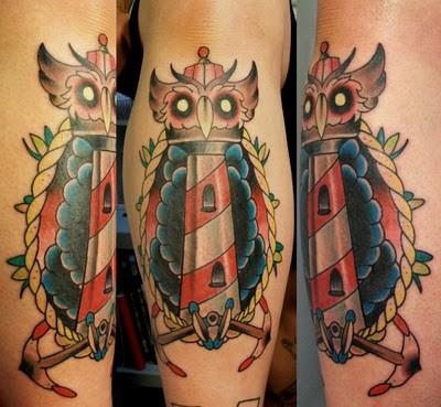 Tatuagens criativas de corujas (72)