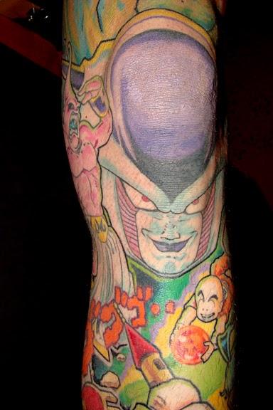 44 tatuagens de Dragon Ball (36)