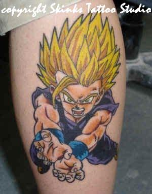44 tatuagens de Dragon Ball (31)