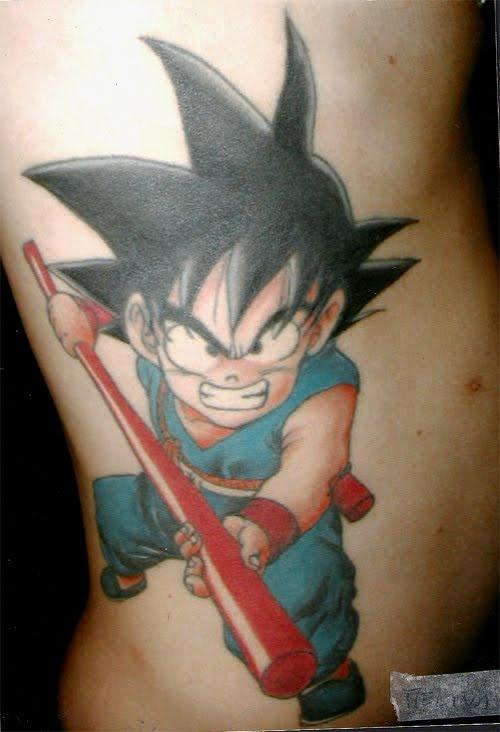 44 tatuagens de Dragon Ball (28)