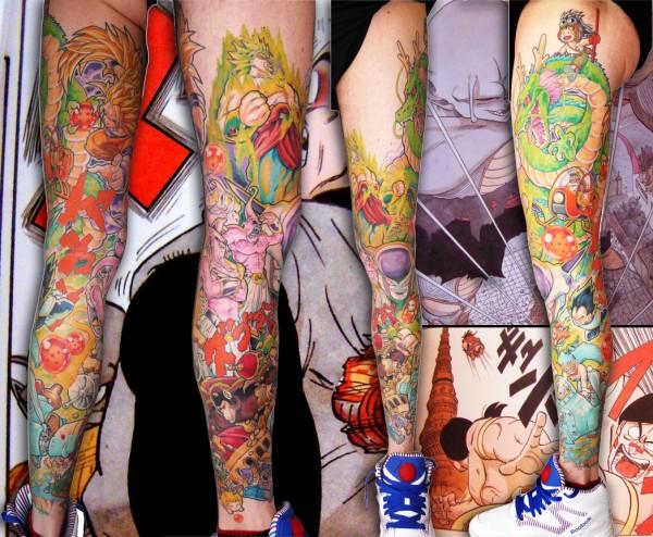 44 tatuagens de Dragon Ball (24)