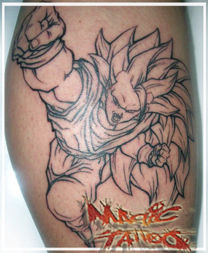 44 tatuagens de Dragon Ball (18)
