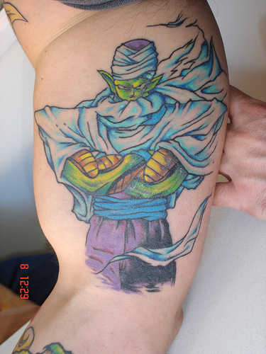 44 tatuagens de Dragon Ball (17)
