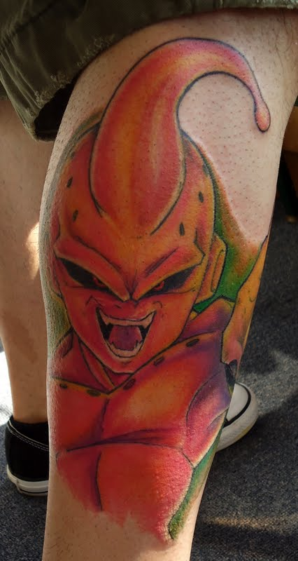 44 tatuagens de Dragon Ball (14)