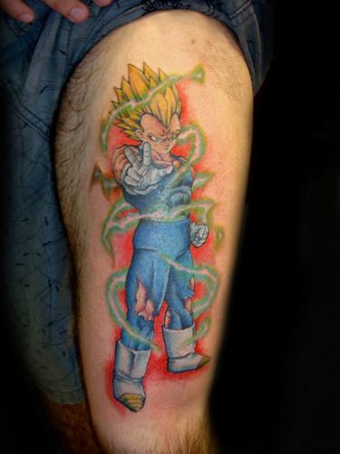 44 tatuagens de Dragon Ball (12)