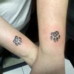 30 Tatuagens que simbolizam a amizade