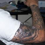 Guia completo da tatuagem (Pt. 3): Como cuidar de uma tatuagem