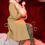 Mod Girl: Adahlia em 19 fotos natalinas