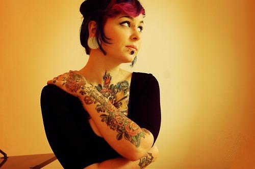 Fotos de mulheres tatuadas (10)