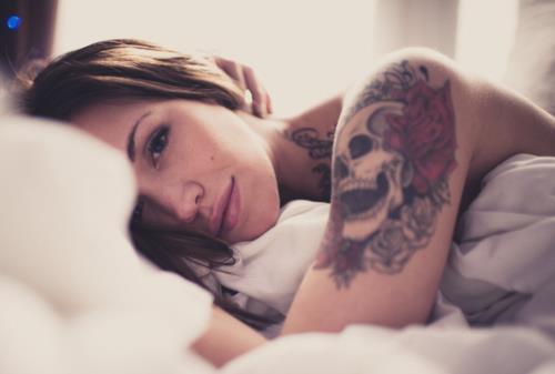 Fotos de mulheres tatuadas (4)