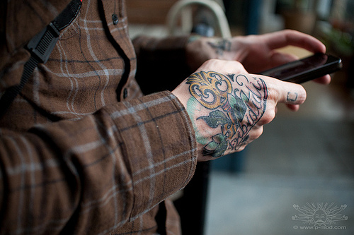 Imagens de tatuagens nas mãos (18)