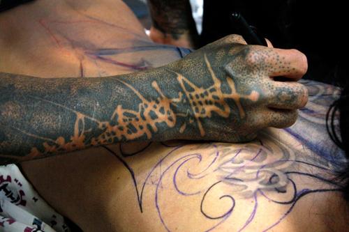 Imagens de tatuagens nas mãos (1)