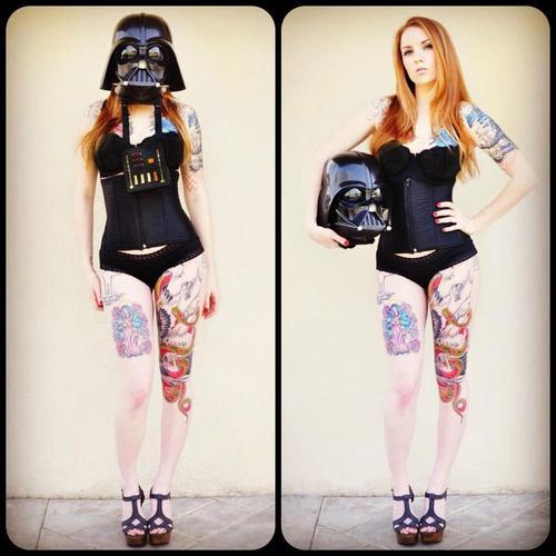 Seleção de fotos de ruivas tatuadas (45)