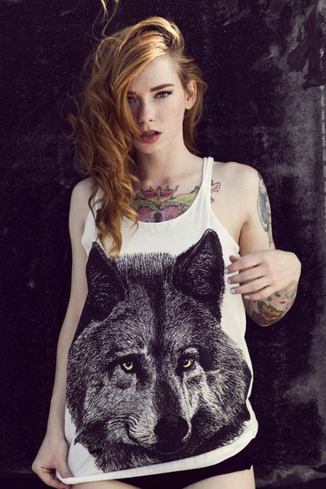 Seleção de fotos de ruivas tatuadas (24)