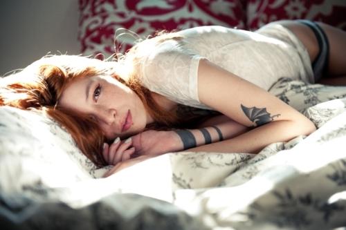 Seleção de fotos de ruivas tatuadas (13)