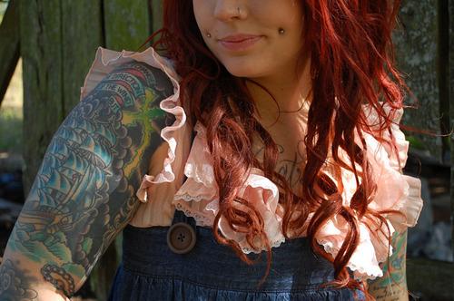 Mais 50 ruivas tatuadas (32)