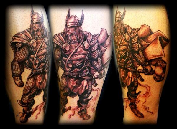 Tatuagens de Thor (24)