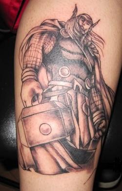 Tatuagens de Thor (19)