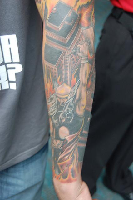 Tatuagens de Thor (17)