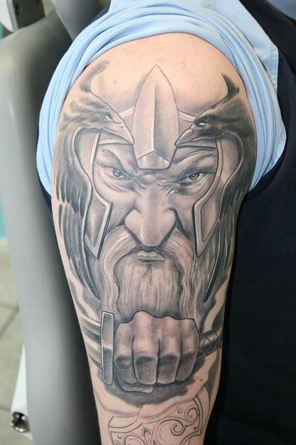 Tatuagens de Thor (16)