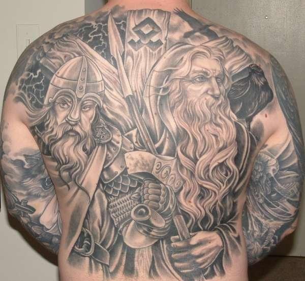 Tatuagens de Thor (13)